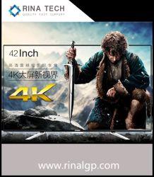 マレーシア卸し売り人間の特徴をもつスマートな超HD 4KフラットパネルLCD LED TV