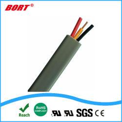 5 6 7 núcleos Flat Flex flexível com isolamento duplo UL2464 Fio Bainha em PVC