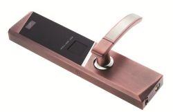 Serratura astuta per la serratura di portello di vetro di Frameless di riconoscimento di fronte del sistema di obbligazione domestica