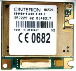 MC52I/MC55/TC63/MC39I/TC35/TC35I Module GSM