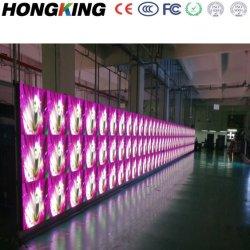 Mur Visuel de L'Afficheur LED P4 D'intérieur de Location Polychrome avec 3 Ans de Garantie