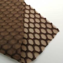 3D MALHA ar respirável de vestuário de tecido confortável hexágono