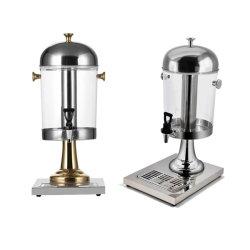أدوات المطبخ سعة 8 لترات من السرفير الذهبي من الفولاذ المقاوم للصدأ الألوان الحنفية موزّع عصير حليب الحليب الكهربائي