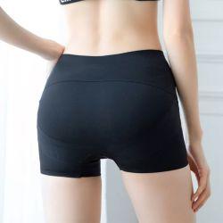 El abdomen y pelvis cadera Barbie boxeador pantalones de cintura alta en el postparto la conformación de tipo Hip Hip Pantalones Ropa interior de la seguridad de las mujeres