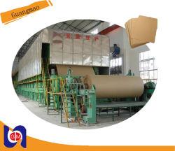 Máquina de fazer do rolo de papel kraft com palha de arroz, Resíduos de Celulose