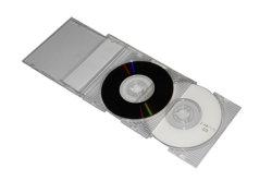 Mini DVD-RW em branco 1.4GB/30min para a câmara
