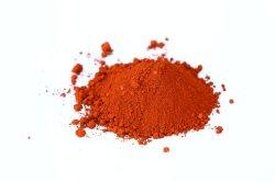 Poedervorm magnetiet Pigment ijzeroxide Zwart/Groen/Geel/Rood voor beton