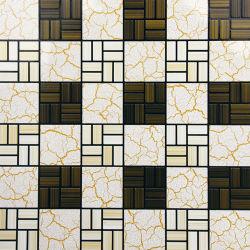 ACP Tile metallo mosaici decorazione domestica