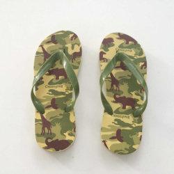 Fashion Heat-Transfer Imprimir filme EVA PE PVC chinelos sandálias de borracha Chinelas