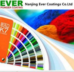 Revêtement époxy pour le métal/Home/l'architecture électrique des appareils//Général Industrie/peinture en aérosol électrostatique Fransportation revêtement de poudre de polyester