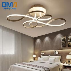 Dekorative LED-Hauptbeleuchtung-Deckenleuchte-Fernsteuerungsleuchter modern