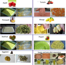 Съемник Pulps фруктов и овощей (CP)