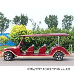 Уникальный роскошный электрический автобусная экскурсия по мини-Car шины CAN на полдня