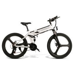 """저장맥주 26 """"Pedal, Pedal Assist 및 Throttle Modes를 위한 E-Bike 21 Speed 10ah 48V 350W Electric Bicycle"""