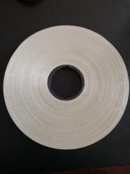 0.12mm zog sich synthetisches der Glimmer-Hochtemperaturband mit Glasgewebe und Film zurück