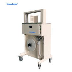 150m de longitud Rollo de papel automático de cintas de polipropileno aglutinantes de la moneda la máquina