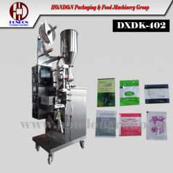 自動キシリトールの砂糖の磨き粉のパッキング機械(モデルDXDK-150II)