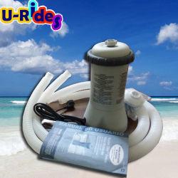 Piscina inflável bomba filtro filtro de água de piscina