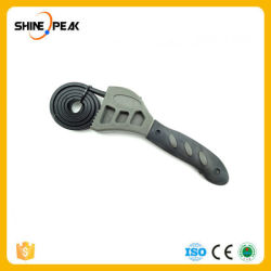 500mm Multitool Universalschlüssel-Schwarz-Gummibrücke-justierbarer Schlüssel für irgendwelche Form-Öffner-Hilfsmittel-Auto-Reparatur-Hilfsmittel