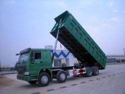 Vrachtwagen van de Stortplaats van de Kipper van Sinotruk HOWO A7 8X4 25 Cbm zelf-Lost Vrachtwagen