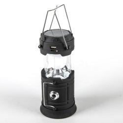 Solar Yichen iluminación portátil recargable con energía Banco para camping