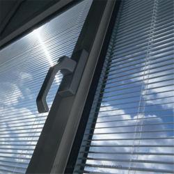 زجاج نافذة اللوفر الذكي عالي الجودة لزينة المكاتب والفيلات