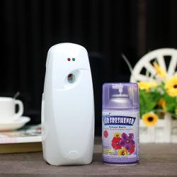 Una muestra gratis en la pared Electric dispensador automático de fragancias Perfume spray aerosol