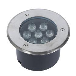 Водонепроницаемая IP67 Inground светодиодов высокой яркости лампы мощностью 7 Вт