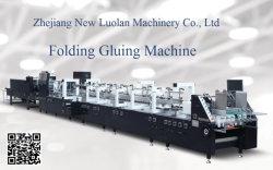 Macchine pesanti Trader per Scatole Di Cartone incollatrice pieghevole (GK-1100GS)