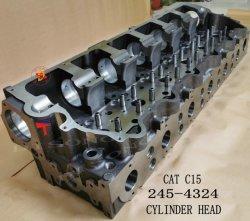 Cabeça do cilindro para Excavatoe 245-4324 E374D E385b Wheelloader 980g MOTOR C15