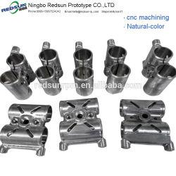赤CNC067 CNCアルミニウム部品を機械で造る急速なプロトタイプCNC