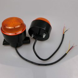 Lampadina di segnalazione del carrello elevatore di sicurezza della lampada dell'allarme dello stroboscopio di CC 12-110V LED