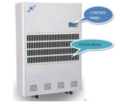 20kg/Hr Commercial Protable Dehumidifier