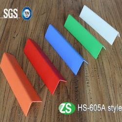 Angle de mur de protection en plastique durable garde mur de l'hôpital Angle de protecteur de la garde de chant