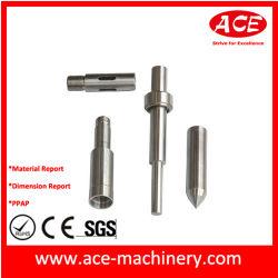 Parte de mecanizado CNC de acero de Hardware