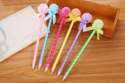 Penna del gel del nero del Anime della cancelleria B del Lollipop come strumenti di scrittura
