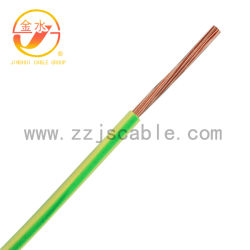 Thhn Thwn Standard Copper PVC Nylon Building Electric Conductor 600V, 90º C Dry Wet Wire