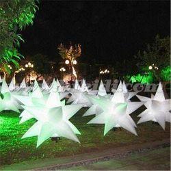2016 Новый Стиль надувные Star со светодиодной лампы внутри для производителей свадебные украшения C3018