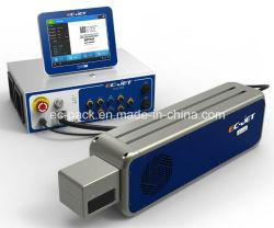 Волокна Ec-Jet лазерной маркировки и лазерный принтер для напитков и расширительного бачка (EC-лазер)