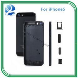 Caja de la cubierta posterior del teléfono móvil para iPhone 5 Contraportada