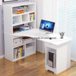 Mobilier de bureau Conception simple de la mélamine planche en bois Ordinateur de bureau