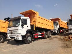 Cnhtc 중국 엔지니어링 차량 Sinotrik HOWO 6X4 덤프 트럭 가격