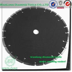 La circonvallazione della lamierina del diamante la lama per sega affilare la pietra di taglio della strumentazione