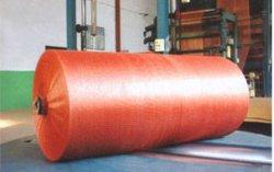Feux de carcasses en polyester Tissu pour les produits en caoutchouc