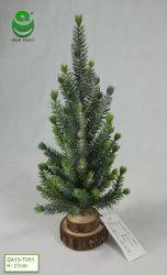 (0,2-0.4) M PE Arbre de Noël artificiel pour la décoration - Socle en bois