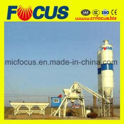 50T ou 100t Silo de cimento na planta de Lote / mistura de cimento / Estação com Transportadores Helicoidais