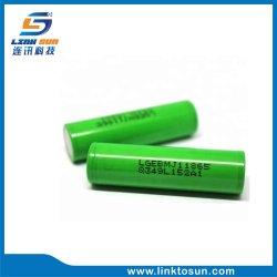 LG Mj1 3500mAh 3.7Vの力バンクのための再充電可能な18650リチウム電池