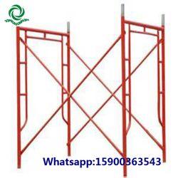 Impalcatura d'acciaio del blocco per grafici di Q195/Q235 H