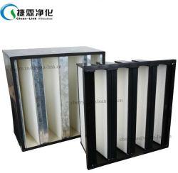 Высокая эффективность системы вентиляции пластмассовую рамку в банк воздушного фильтра