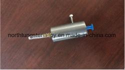 Manicotto pesante di Shielidng della siringa di radiazione della lega del tungsteno (W-Ni-Fe/W-Ni-Cu)